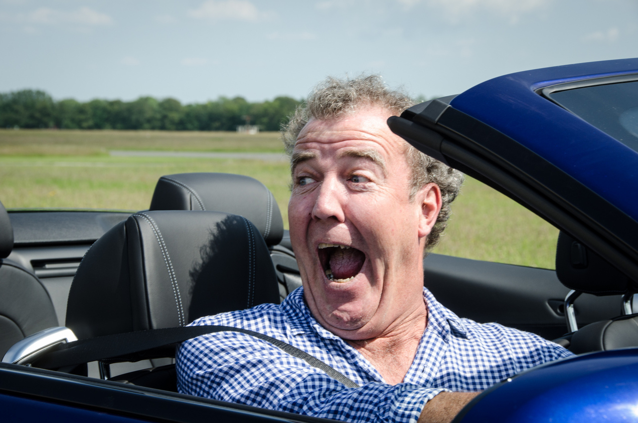 jeremy clarkson sorry seems to be the hardest word tv kev