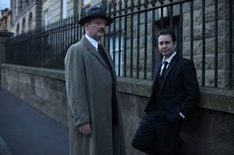 In Plain Sight with Douglas Henshall and Martin Compston