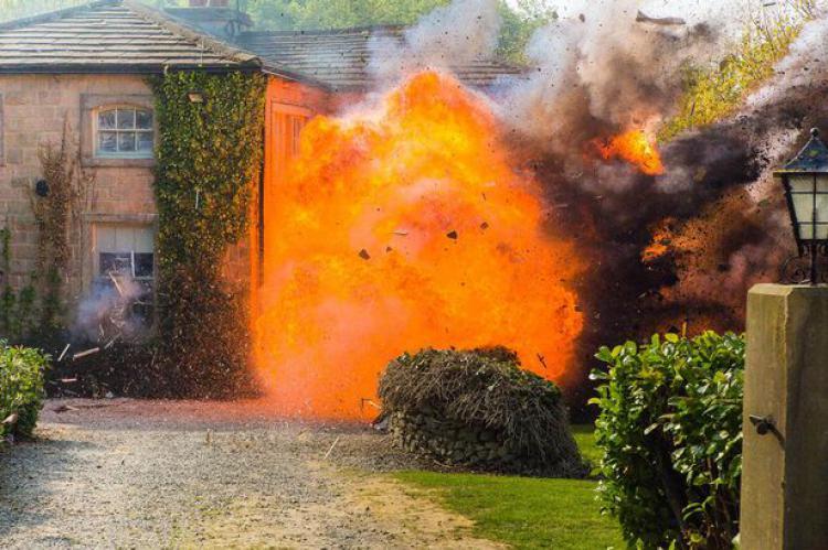 Another explosive week in Emmerdale