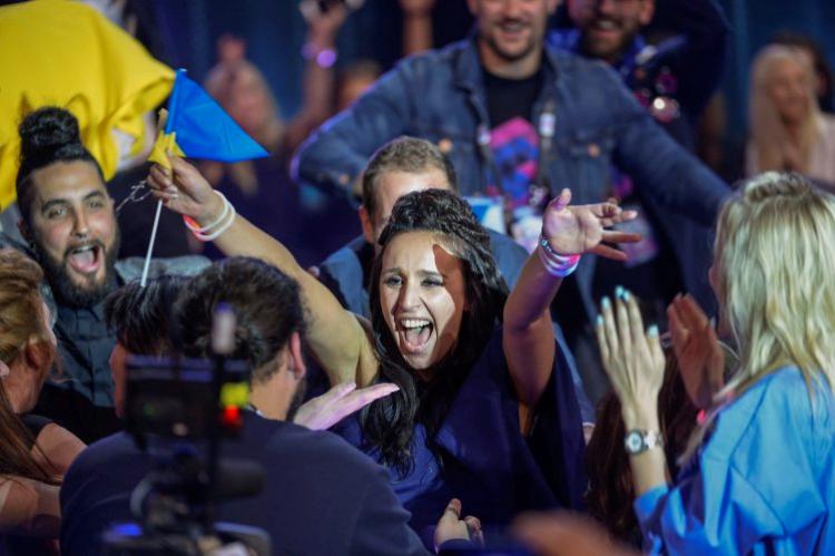 Jamala wins Eurovison