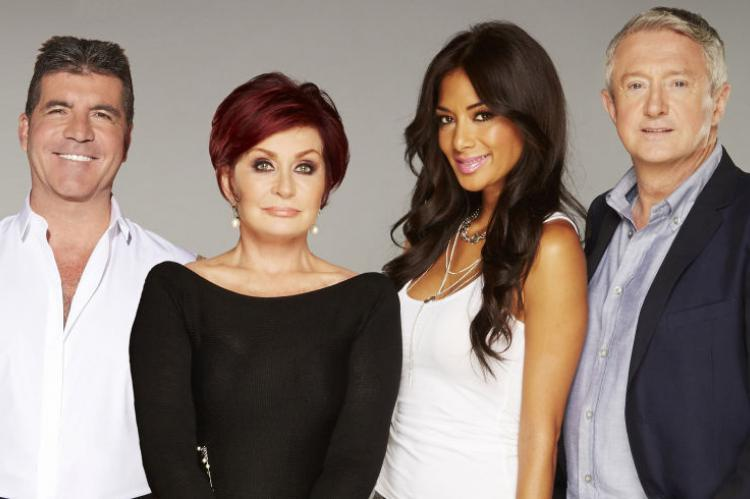 The X Factor 2016 old judges line up: Simon Cowell, Sharon Osbourne