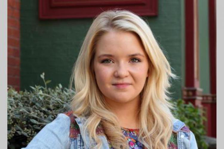 EastEnders' Abi Branning played by Lorna Fitzgerald