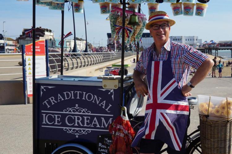 Bargain Loving Brits in Blackpool