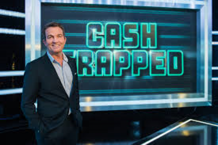 Cash Trapped's Bradley Walsh (ITV)
