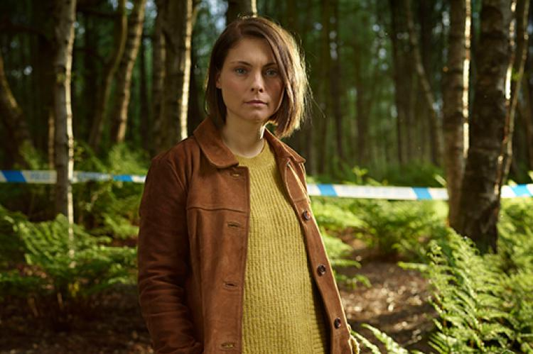 In The Dark starring MyAnna Buring as Detective Helen Weeks