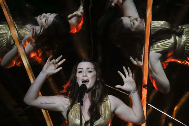 Eurovision: X Factor reject Lucie Jones stands no chance whatsoever of winning