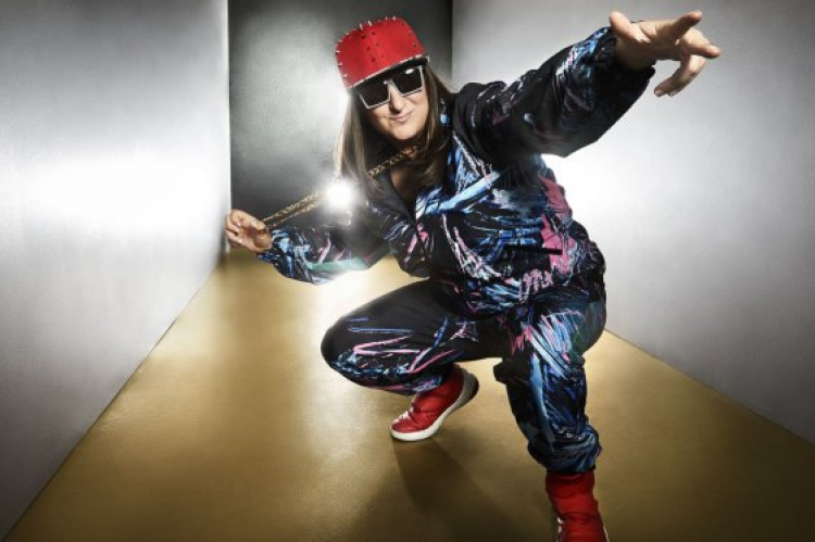 Movie week on the X Factor with Honey G