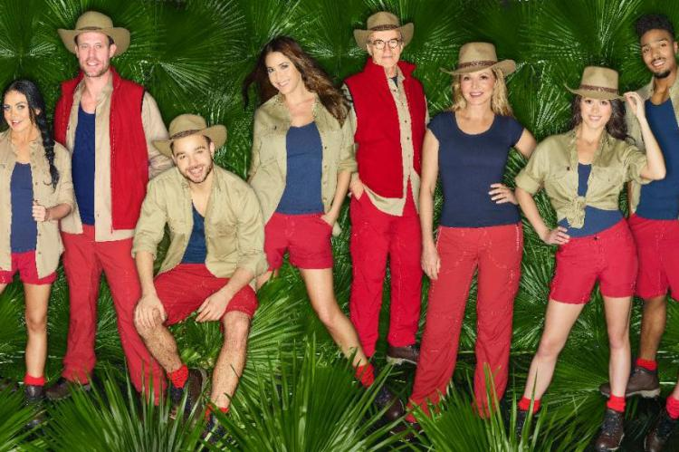 The line up for 2016 I'm A Celebrity