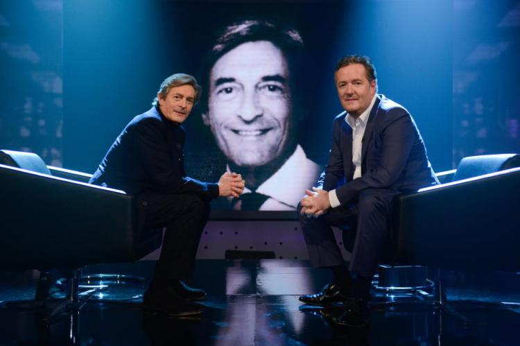 Piers Morgan's Life Stories with Nigel Havers