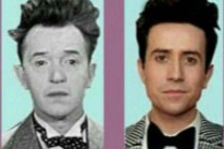 Stan Laurel, Nick Grimshaw
