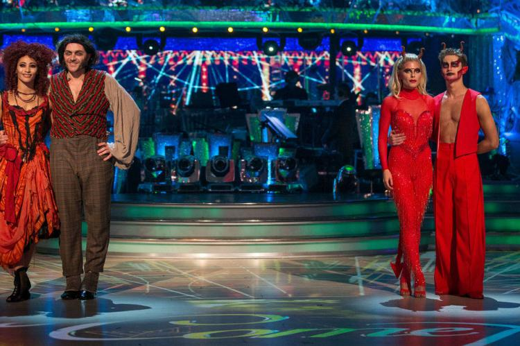'Strictly Come Dancing' Results: Simon Rimer Leaves The Competition After Halloween Week