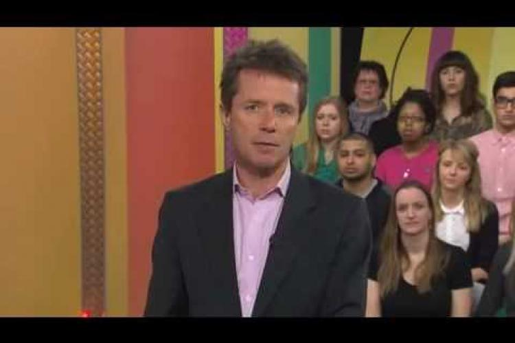 The Big Questions: Nicky Campbell