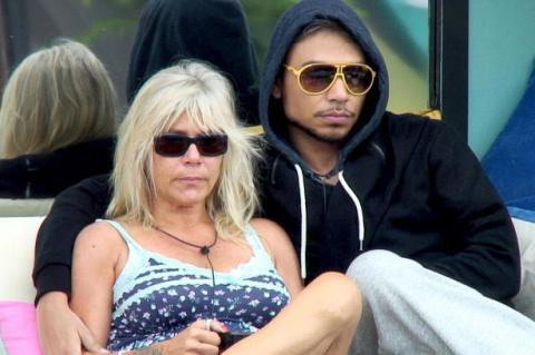 CBB: Samantha Fox and Ricky Norwood