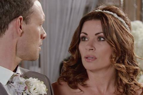 Coronation Street: Carla stops her wedding to Nick