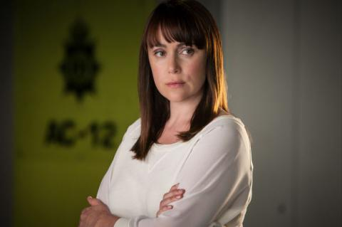 Detective Inspector Lindsay Denton played by Keeley Hawes in Line of Duty