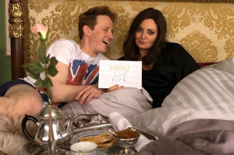 Harry pops the question in The Windsors