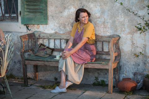 Keeley Hawes in The Durrells