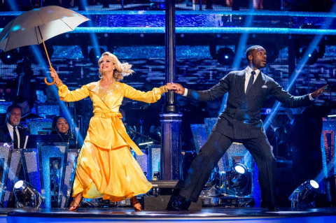 Strictly Come Dancing winner Ore Oduba