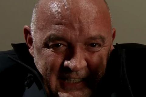 Phelan kills Andy in Corrie