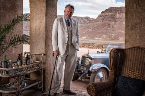Sam Neill in Tutankhamun