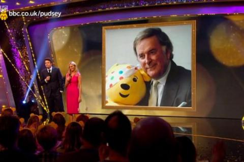 Children In Need's tribute to Sir Terry Wogan