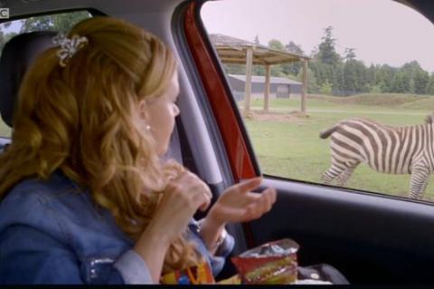 Peter Kay's Car Share: Sian Gibson as Kayleigh