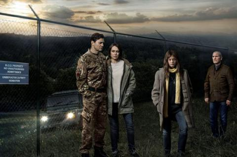 The Missing: Keeley Hawes and David Morrissey