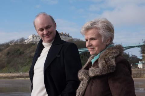 Tim McInnerny and Julie Walters