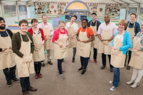 The Great British Bake Off: class of 2016