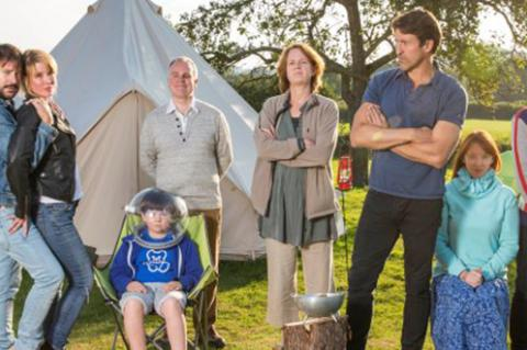 Sky Atlantic's in-tents comedy Camping