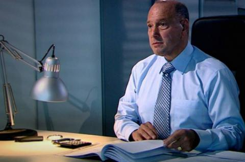 Claude Littner in The Apprentice