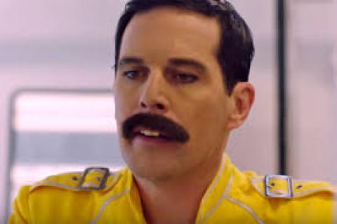 John Blunt as Freddie Mercury