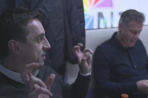 Gary Neville: The Pundit