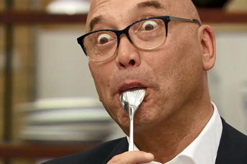 Celebrity MasterChef's Gregg Wallace loves a pud