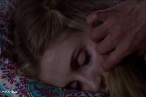 Holly's death scene