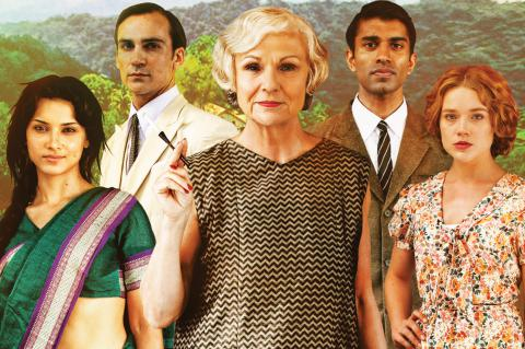 Julie Walter in Indian Summers
