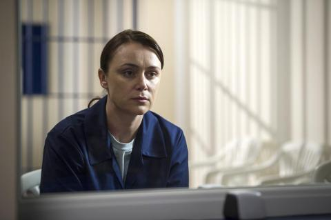 Line Of Duty's princess of darkness Lindsay Denton (Keeley Hawes)