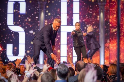 Let It Shine: Martin Kemp, Mel Giedroyc, Graham Norton