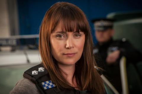 Line of Duty Keeley Hawes as DI Lindsay Denton