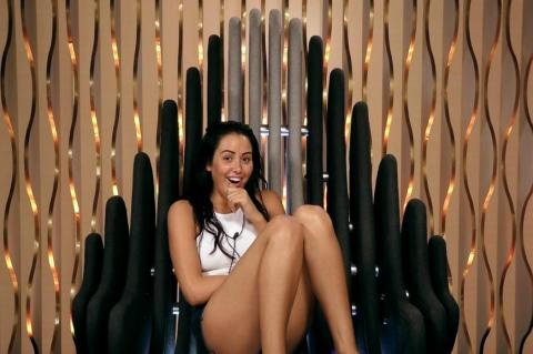 CBB: Marnie Simpson in the diary room