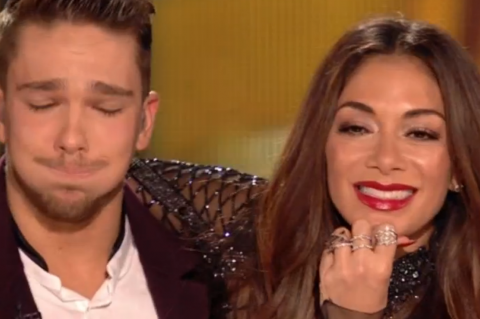 The winner is Matt Terry