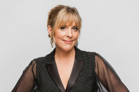 Eurovision: You Decide Mel Giedroyc
