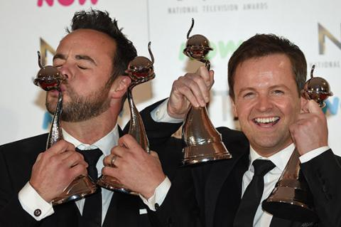 NTAs Ant and Dec