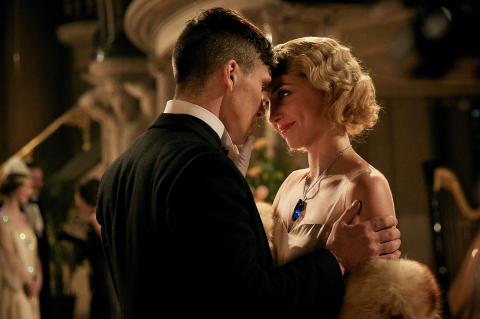Peaky Blinders: Tommy, Grace and her cursed sapphire