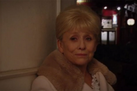 EastEnders Peggy returns