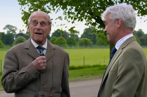 When Phillip Met Prince Philip: 60 Years of the Duke Of Edinburgh Awards