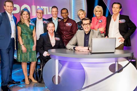 Pointless Celebrities starring Kevin O'Sullivan