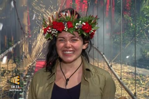 Scarlett Moffatt is crowned queen of I'm A Celeb