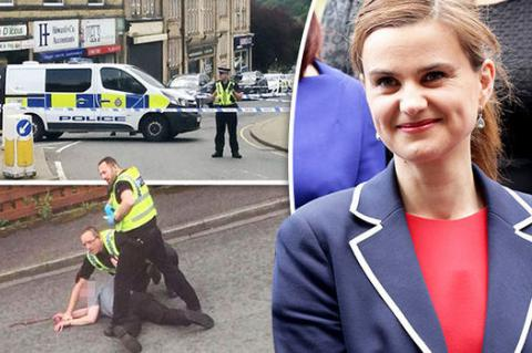 Jo Cox: Death Of An MP