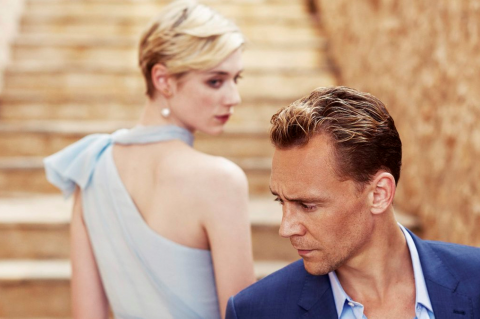 Tom Hiddleston, Elizabeth Debicki, The Night Manager